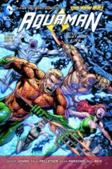 Aquaman Vol 4 Death Of A King TPB