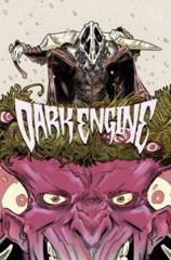 Dark Engine Vol 1 Art Of Destruction TPB