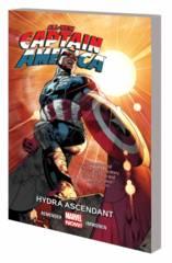 All New Captain America Vol 1 Hydra Ascendant TPB