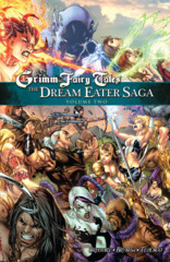 GFT Dream Eater Saga Vol 2 TPB