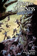 Army Of Darkness Furious Road #4 (Of 6) Cover A Hardman