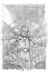 Grant Morrisons Avatarex #1 Ltd Ed Moore Variant