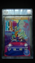 A&A: The Adventures of Archer & Armstrong #1 WonderCon Exclusive CGC 9.8