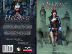 GFT Helsing Darkness And The Light TPB