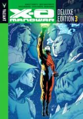 X-O Manowar Vol 3 Deluxe HC