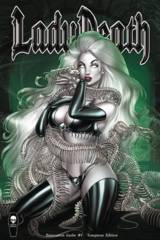 Lady Death Damnation Game #1 Temptress Cover