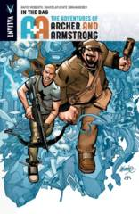A&A Adventures Of Archer & Armstrong Vol 1 In The Bag TPB