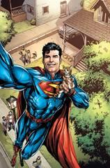 Action Comics #34 DCU Selfie Variant (Doomed)
