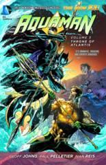 Aquaman Vol 3 Throne Of Atlantis TPB