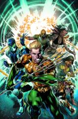 Aquaman And The Others Vol 1 Legacy Of Gold TPB