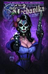 Lady Mechanika La Dama De La Muerte #2 (Of 3) Main Cover B