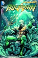 Aquaman Vol 4 Death of a King HC