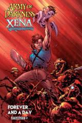 AOD Xena Forever And A Day #2 (Of 6) Cover A Lashley