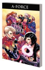 A-Force Vol 2 Rage Against Dying Of Light TPB
