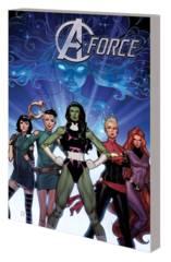 A-Force Vol 1 Hypertime TPB