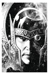 Grant Morrisons Avatarex #1 Rare Ross Sketch Variant