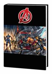 Avengers By Jonathan Hickman Vol 1 HC