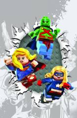 Justice League United #6 Lego Variant