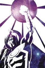 Grant Morrisons Avatarex #3 Main Cover