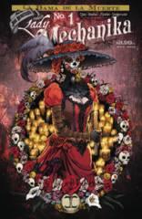 Lady Mechanika La Dama De La Muerte #1 (Of 3) Main Cover A