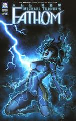 All New Fathom #4 Cover A Renna