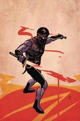 Ninjak #27 Cover B Lieber
