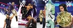WWE Lot 1 2 3 4