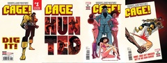 Cage Lot 1 2 3 4 Set (Now)