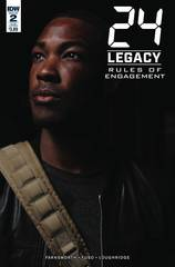24 Legacy Rules Of Engagement #2 (Of 5) Subscription Variant