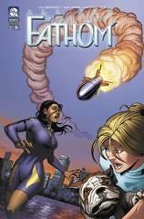 All New Fathom #5 Cover A Renna