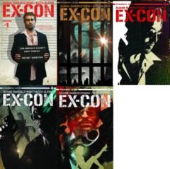 Ex-Con Lot 1 2 3 4 5 Set