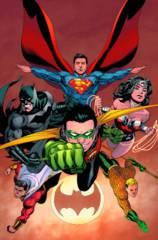 Batman & Robin Vol 7 Robin Rises HC