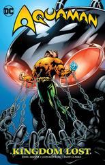 Aquaman Kingdom Lost TPB