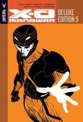 X-O Manowar Vol 5 Deluxe HC