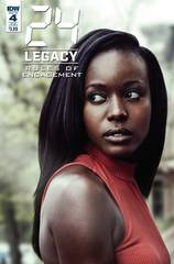 24 Legacy Rules Of Engagement #4 (Of 5) Cover B Photo
