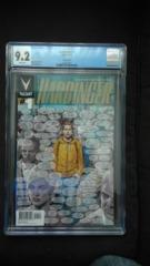 Harbinger #1 Gold Edition CGC 9.2