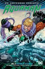 Aquaman Vol 3 Crown Of Atlantis TPB (Rebirth)