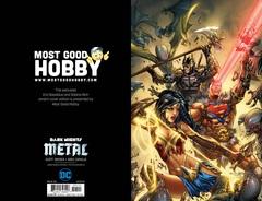 Dark Nights Metal #1 Most Good Hobby Exclusive EBAS Virgin Variant