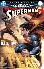 Superman #32 (REBIRTH)