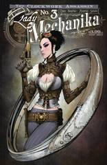 Lady Mechanika Clockwork Assassin #3 (Of 3) Cover A