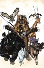 Animosity Evolution #1 Cover B Mike Rooth
