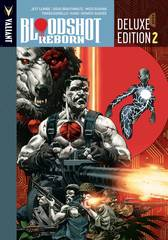Bloodshot Reborn Deluxe Edition Vol 2 HC