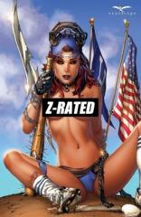 GFT Hellchild #1 (Of 5) F Cover 2016 Wondercon Exclusive EBAS Nude