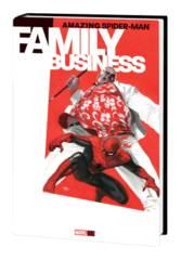 Amazing Spider-Man Family Business Original Graphic Novel HC