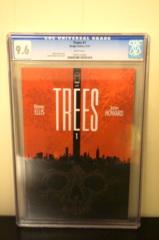 Trees #1 CGC 9.6
