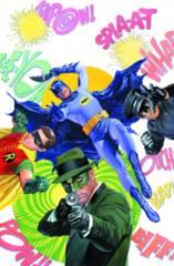 Batman 66 Meets The Green Hornet HC
