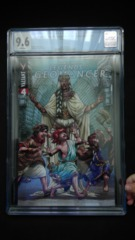 Book of Death: Legends of the Geomancer #4  CGC 9.6
