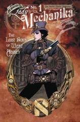 Lady Mechanika Lost Boys Of West Abbey #1 (Of 2) Main Cover A