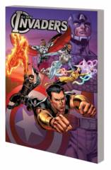 All New Invaders Vol 3 Martians Are Coming TPB