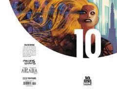 Arcadia #1 1:10 10 Year Irving Variant
